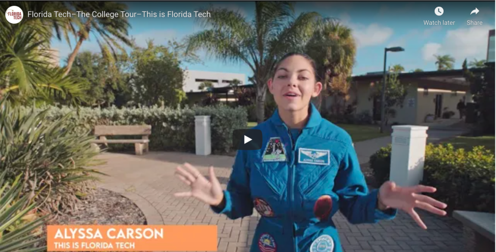 WATCH: Florida Tech Spotlighted in New Amazon Prime Video Series 'The College Tour'