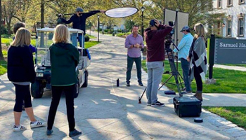 Delaware Valley University to Be Featured in 'The College Tour,' an Amazon Prime TV Series