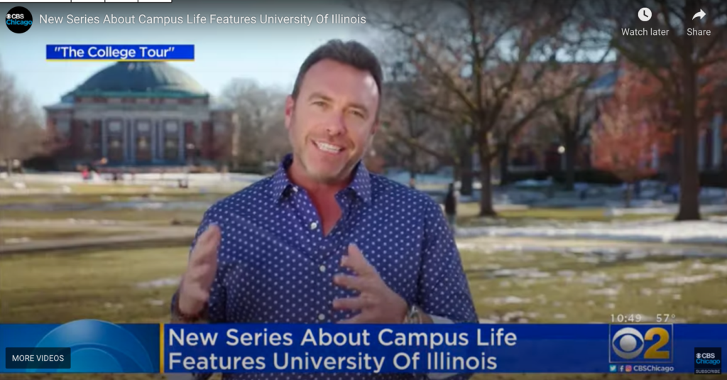 New Series About Campus Life Features University Of Illinois