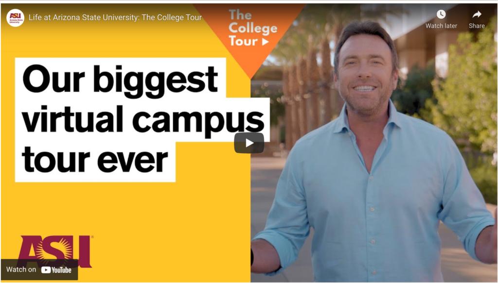 ASU featured on Amazon Prime series, Grand Canyon University to follow