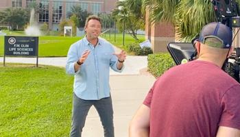 Florida Tech: Now Streaming On Amazon Prime Video
