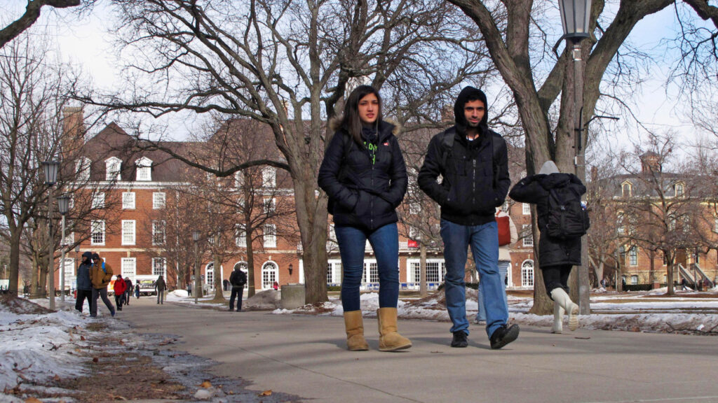 'The College Tour' series shares a unique perspective on campus life